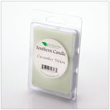 Cucumber Melon Break-Away Melts - Southern Candle Classics