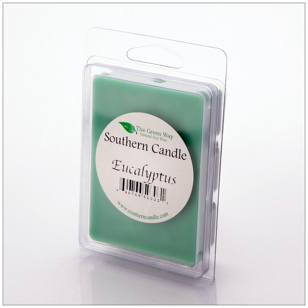 Eucalyptus Break-Away Melts - Southern Candle Classics