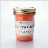 Fruit Slice - 8 oz Heritage Jar Natural Soy Wax Candle - Southern Candle Classics