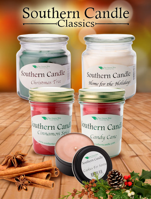 Southern Candle Classics Line Holiday Gift Set - Southern Candle Classics