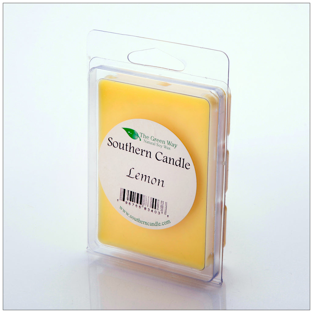 Lemon Break-Away Melts - Southern Candle Classics