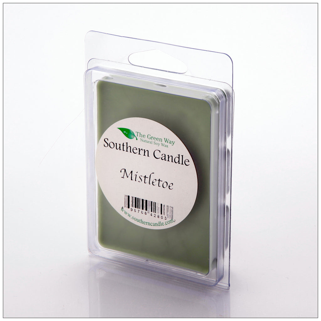 Mistletoe Break-Away Melts - Southern Candle Classics
