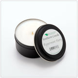 Peppermint Patty - 6 oz Travel Tin Natural Soy Wax Candle - Southern Candle Classics