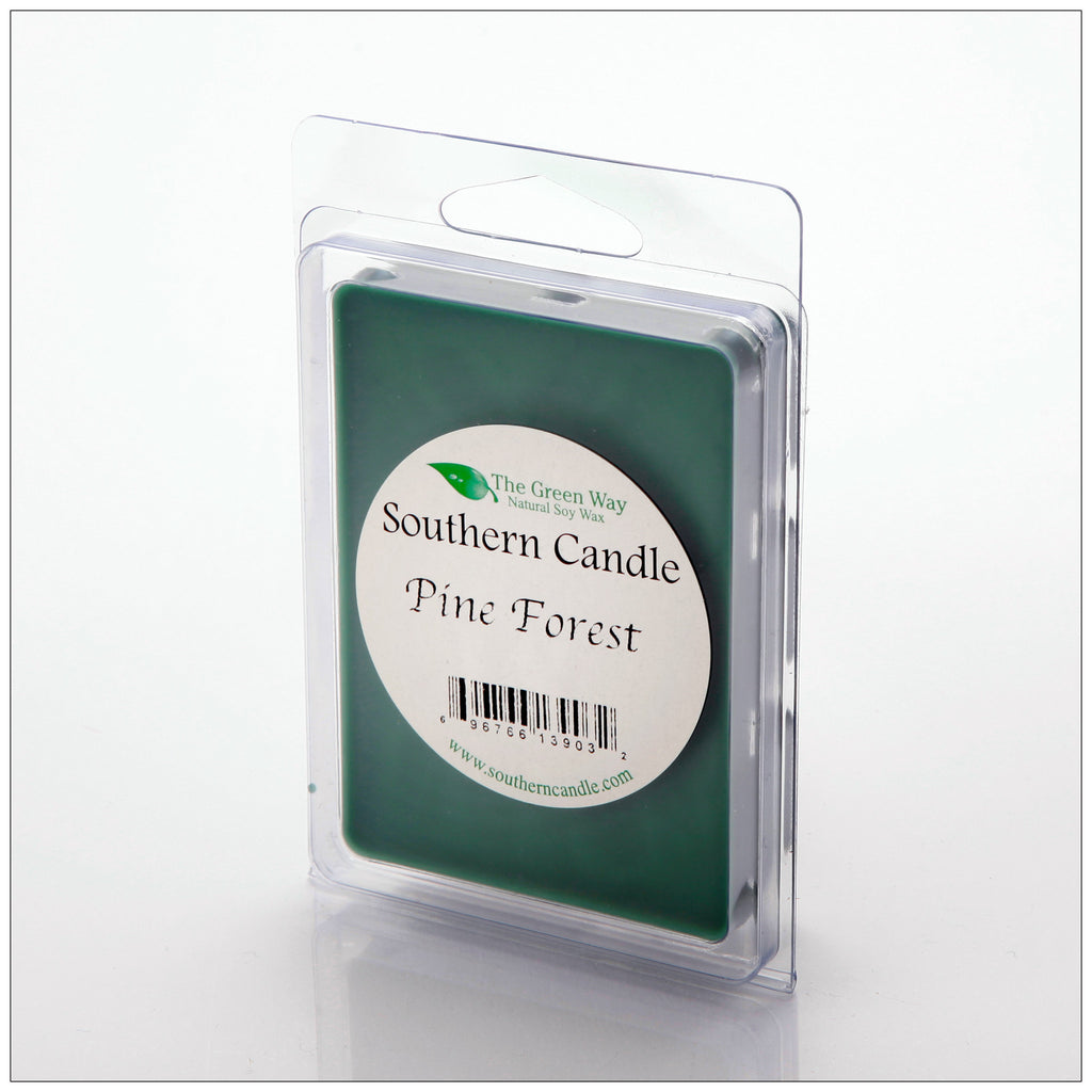 Pine Forest Break-Away Melts - Southern Candle Classics