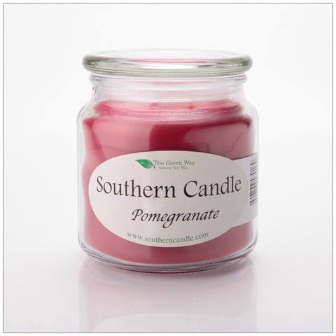 Fruit Slice - 8 oz Heritage Jar Natural Soy Wax Candle