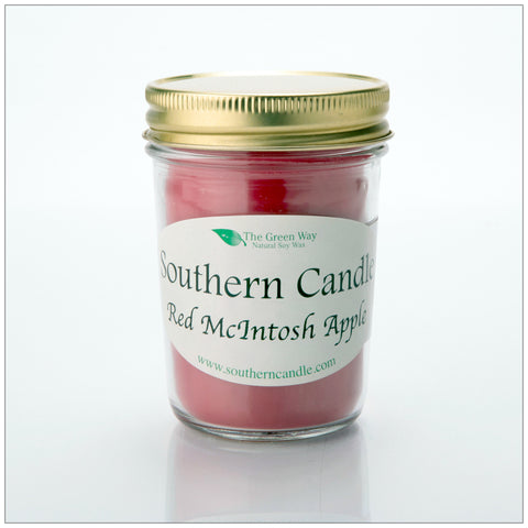 Raspberry Lemonade - 6 oz Travel Tin natural Soy Wax Candle