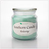Relaxing 16 oz Decorator Jar Natural Soy Wax Candle - Southern Candle Classics