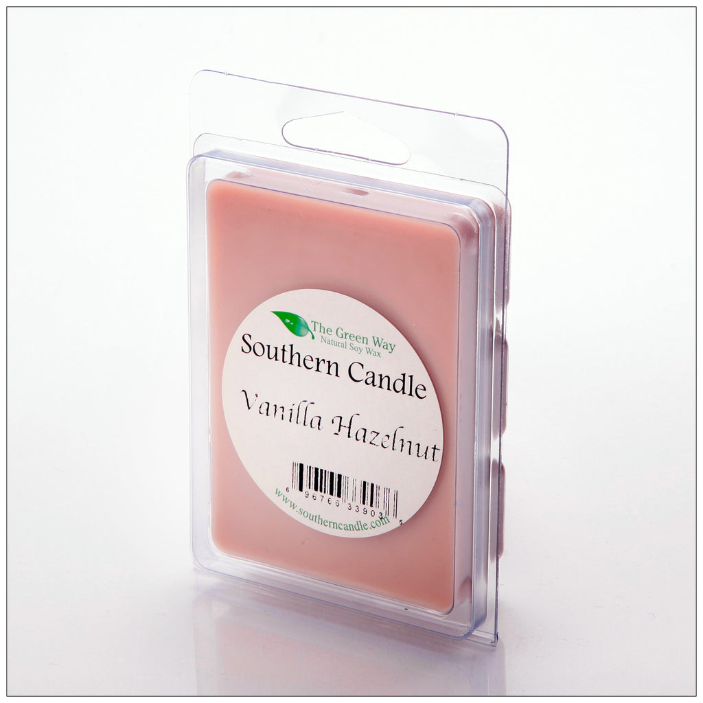 Vanilla Hazelnut Break-Away Melts - Southern Candle Classics