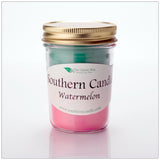 Watermelon - 8 oz Heritage Jar Natural Soy Wax Candle - Southern Candle Classics