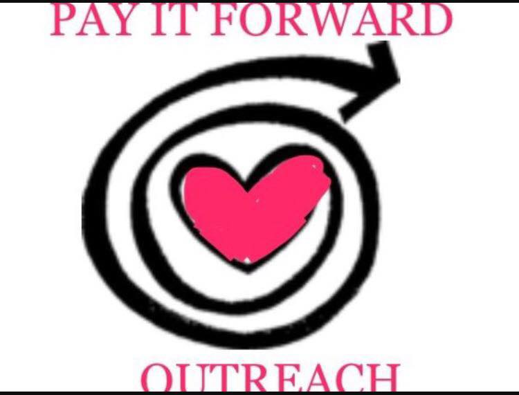 Pay It Forward Outreach - February 2018