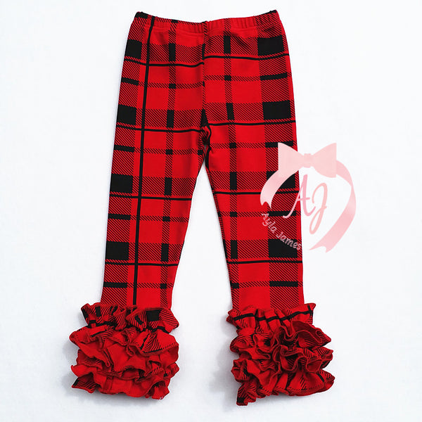 Buffalo Plaid Icings