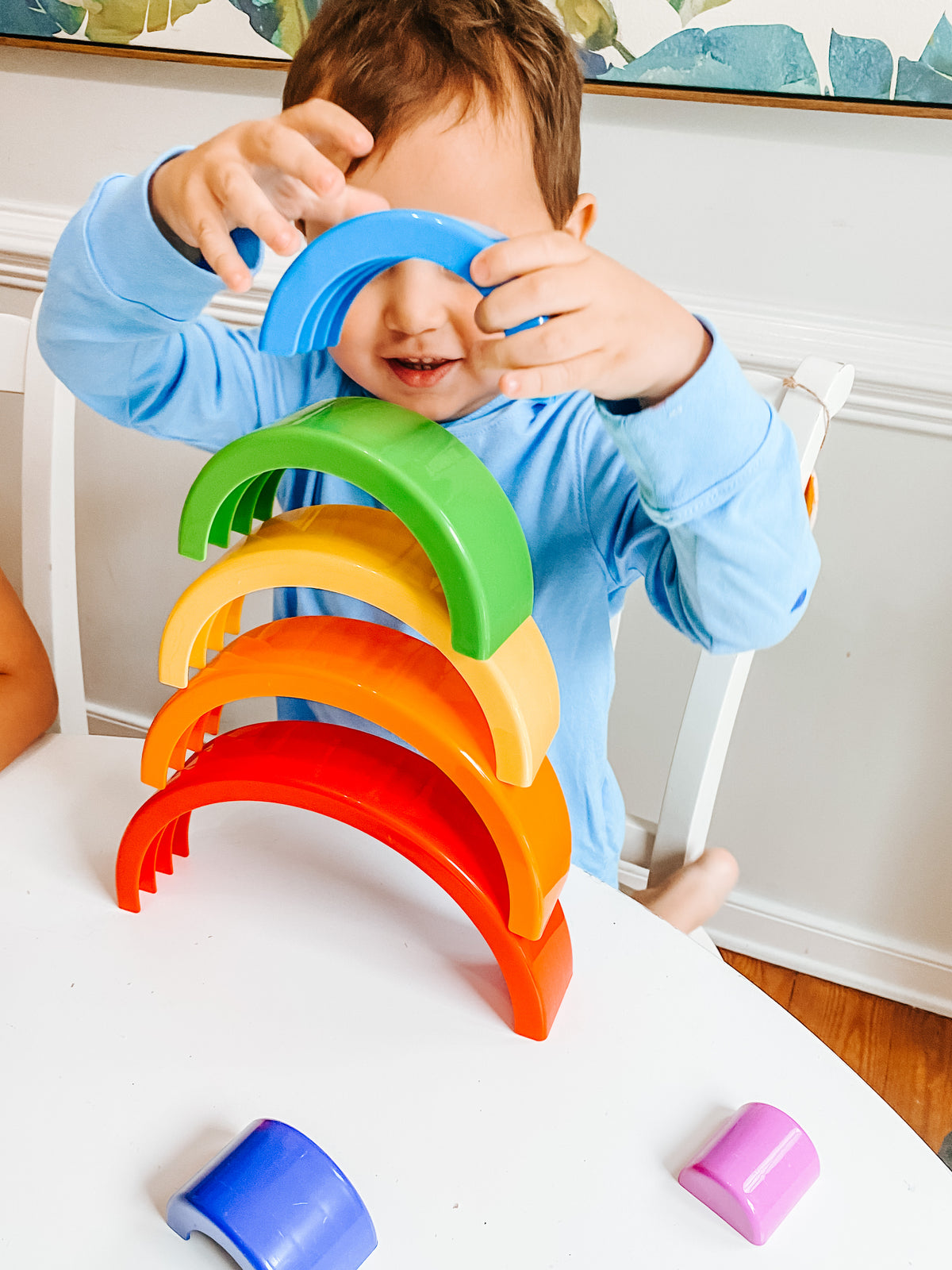 Rainbow Sensory & STEM Set