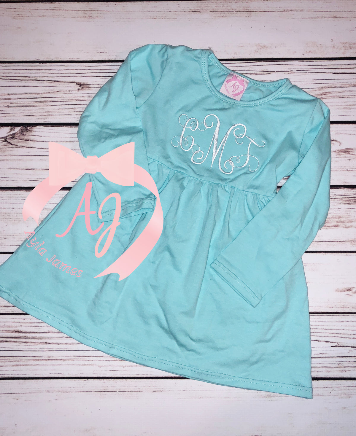 Green Girls Longsleeve Top