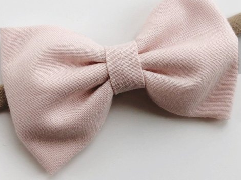 4 inch Darling Pink Bow