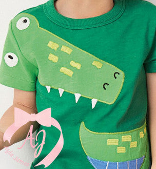 Alligator Shirt
