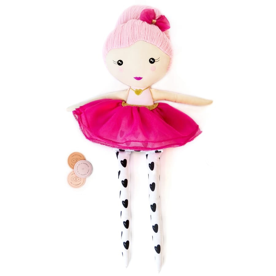 Pre-order: Grace - Kindness Doll