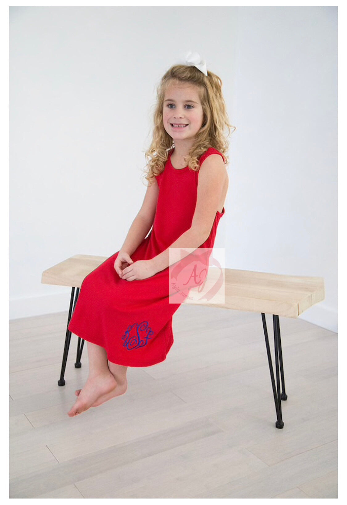 Red Racerback Dress