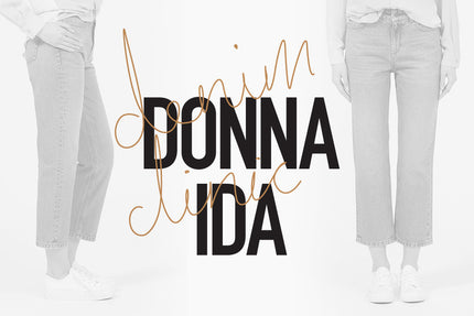 IDA TV - How to wear boyfriend jeans