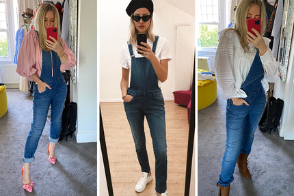 Donna Ida Thornton on How to Style Eliza the Relaxed Skinny Dungarees
