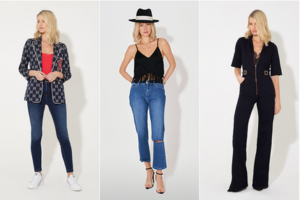 The Perfect Fit: Jeans for Every Girl