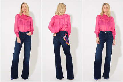 Our Biggest 2020 Launch: Adelaide the Wide Leg Flare Jean