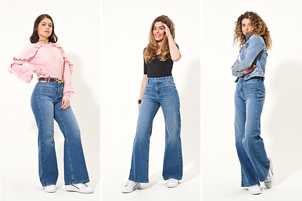 Kate - the most iconic pair of flare jeans have landed