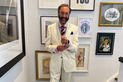 Bobby Dazzler | Style Insider with Robert Walton MBE by Donna Ida Thornton