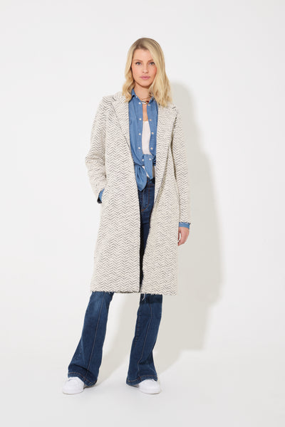 Donna Ida The London Car Coat