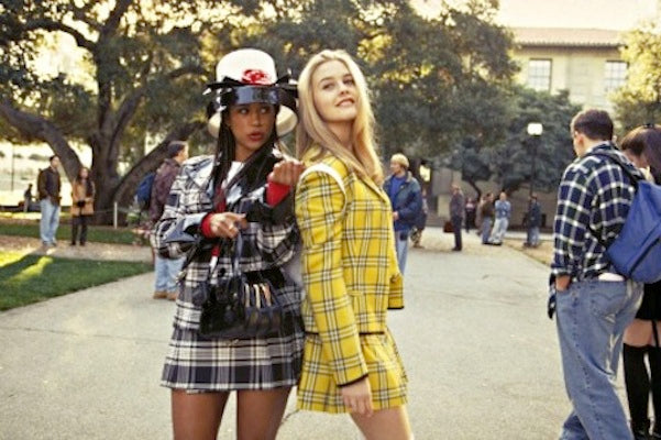 SS14 Trends 90's Americana, donna ida, london fashion, london style, tartan, girls, hat, skirts, blazer, jacket