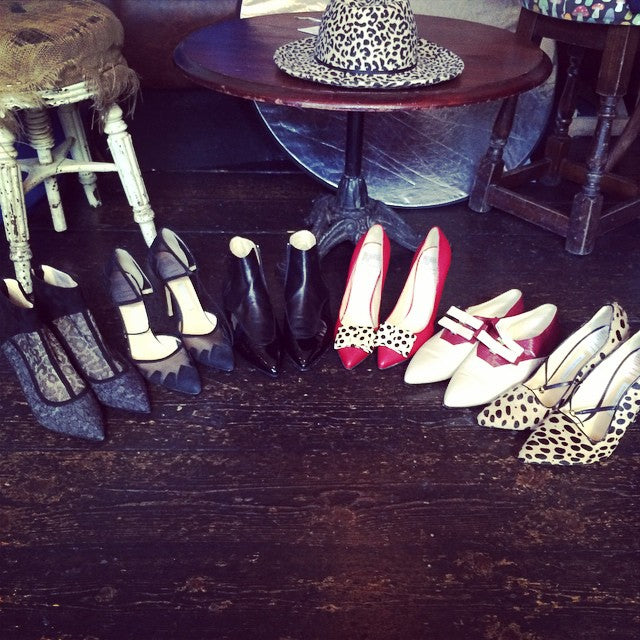 Edith adds Bionda Castana shoes to Instagram 'I want them all'
