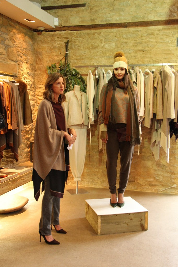 Donna Ida, london fashion, london style, ida style, aw 13 bamford barn