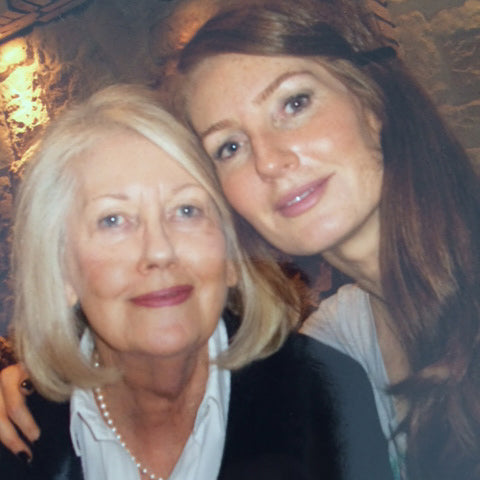 Angela Radcliffe and mum