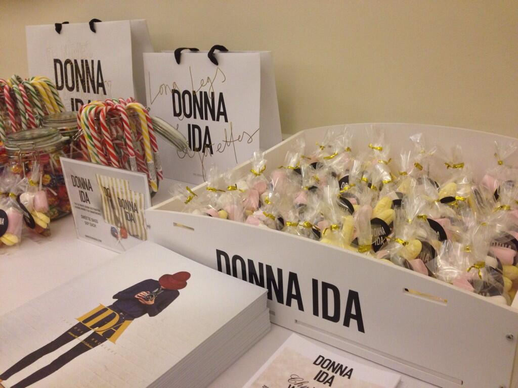 Donna Ida, london fashion, london style, ida style