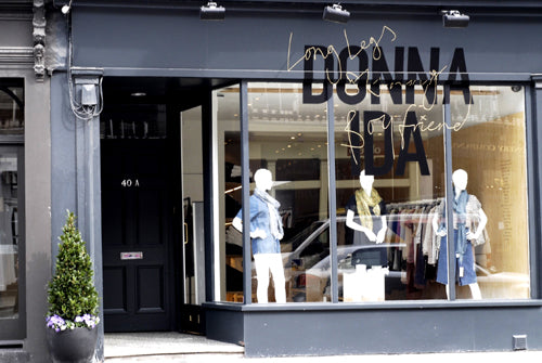donna ida, london fashion, london style, belgravia, half term