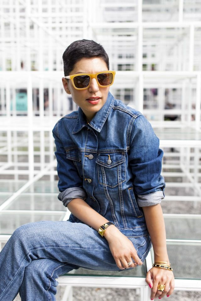 Disney Roller Girl navaz batliwalla, denim jacket, jeans, denim, sun glasses, london fashion, blogger fashion, blogger style