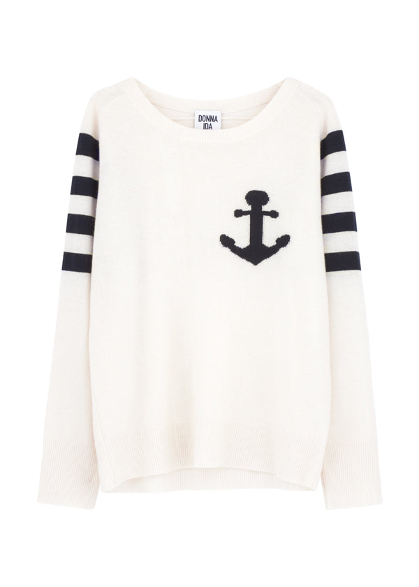 Donna Ida Ahoy There Milk with Hello Sailor Stripes 1_1
