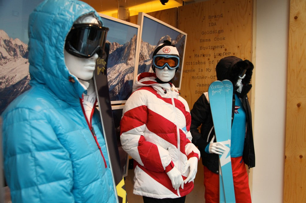 donna ida, london fashion, london style, knitwear, winter, ski gear, goggles, ski, snowboard, beanie, snow