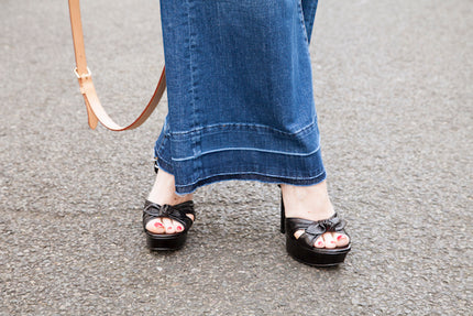 How to Release the Hem of your Jeans