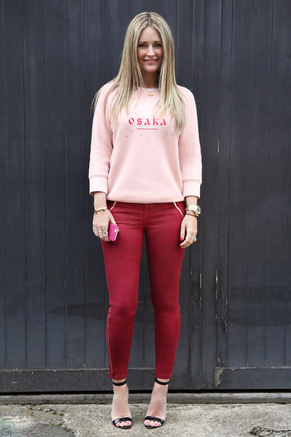 donna ida, donna ida thornton, london fashion, london style, skinny jeans, j brand, street style, outfit of the day, osaka, roseanna