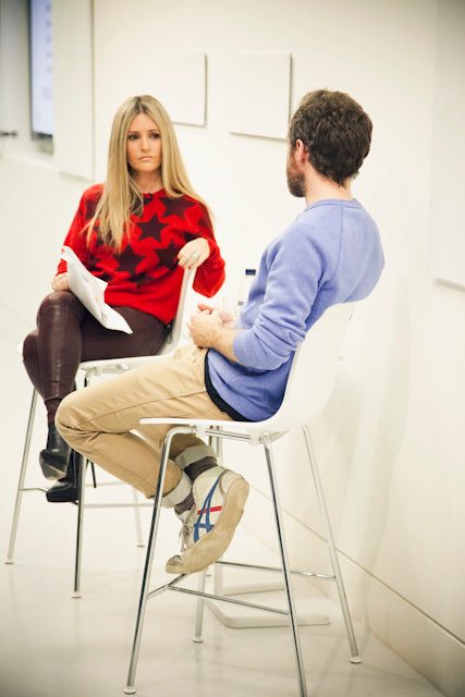 donna ida, london fashion, london style, simeon farrar, interview, designer, the industry london