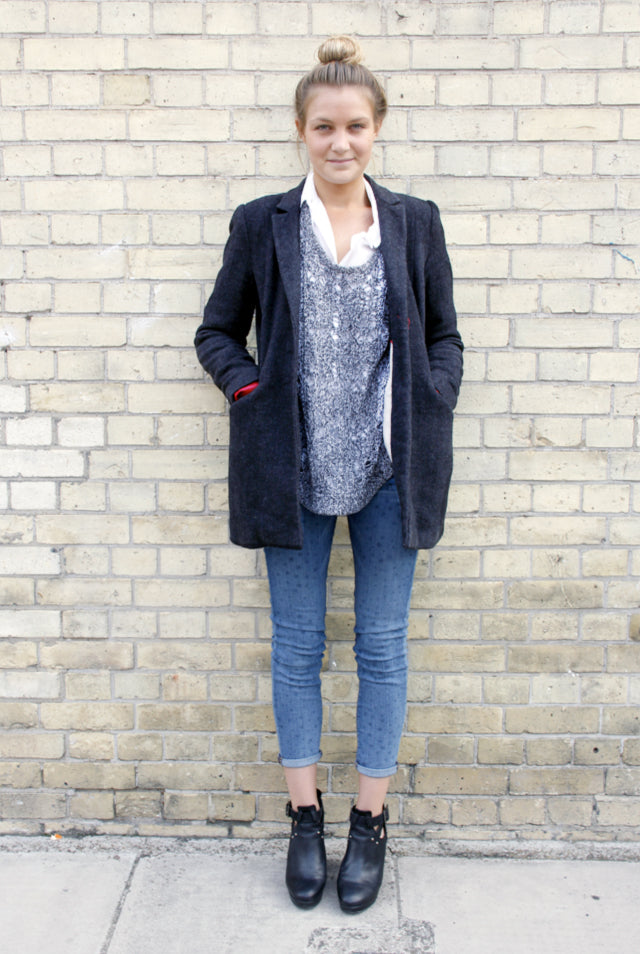 donna ida, denim cv, westfield boutiquee, london fashion, london style, street style