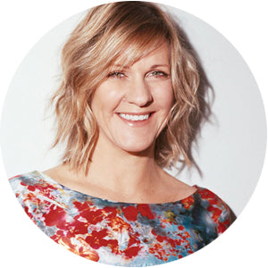 Jane Bruton, Editor-in-Chief of Grazia