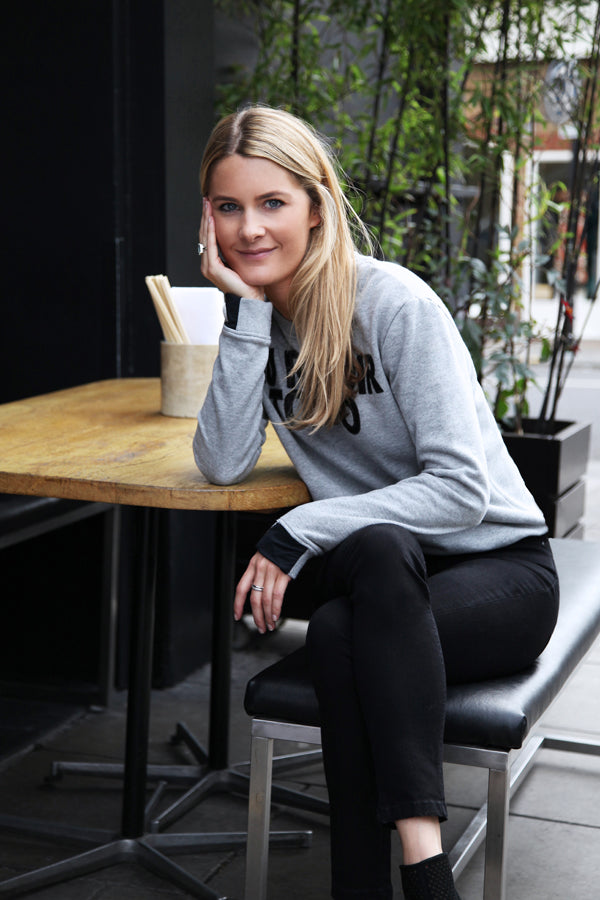 Lady Kinvara Balfour, Aiko sweater, IDA Rizzo Skinny Jeans, black jeans, denim, Donna Ida, fashion, Notting Hill