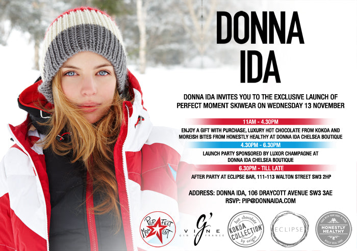 donna ida, london fashion, london style, ski wear, winter, jackets, scarves, beanies, snow