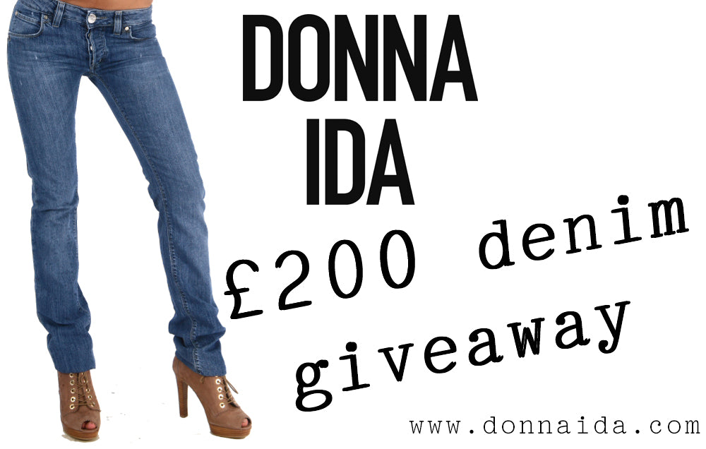 Denimology Prize Giveaway