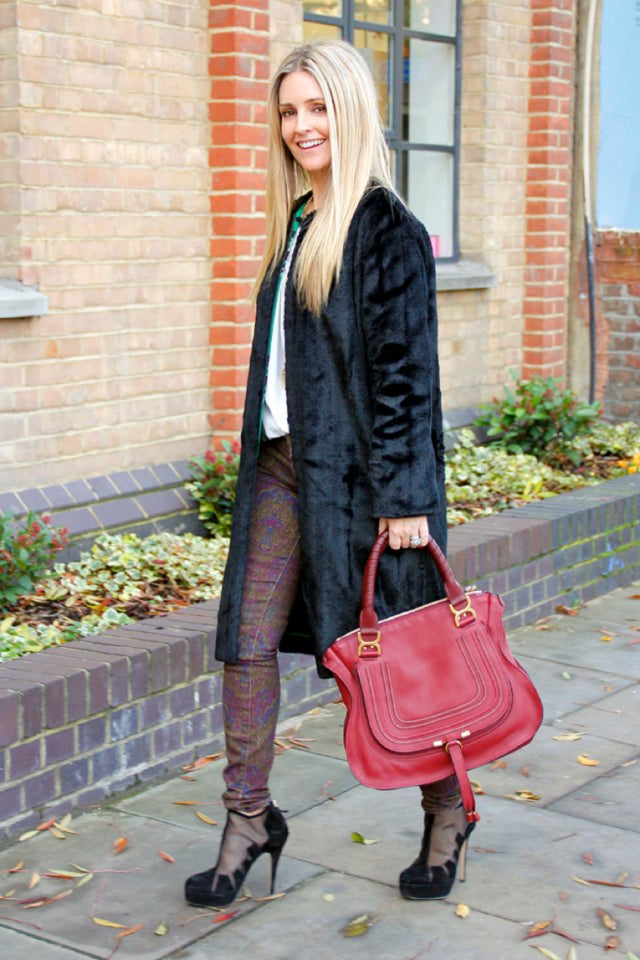 donna ida, donna ida thornton, beauty tips, step by step, makeup routine, london fashion, london style, street style
