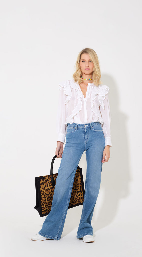 adelaide flare jeans