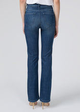 Frenchie High Top Straight Leg Jeans- Moonlight
