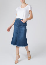 Marianne Denim Skirt - Moonstruck