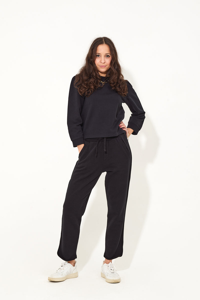 Fanny The Far Out Track Pant - Noir